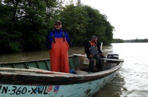 Lummi Fishermen Complete Fourth Year of Tangle Net Fishery