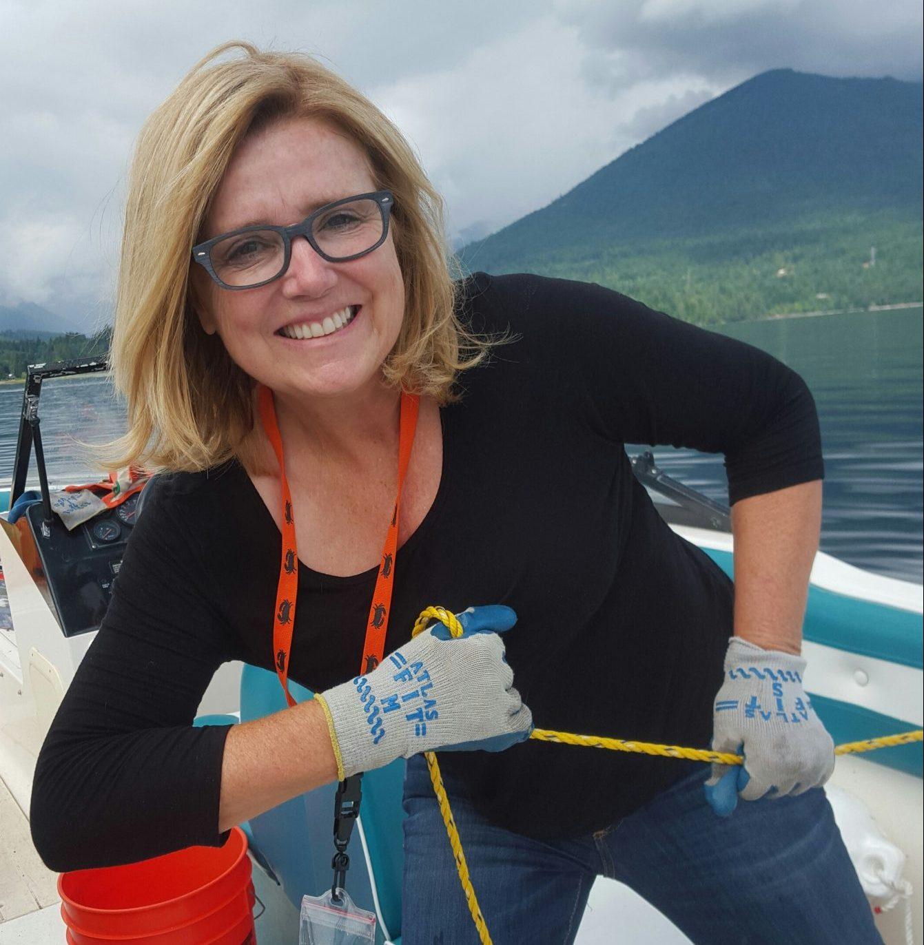 Marie K. Mentor, LLTK Board Vice President