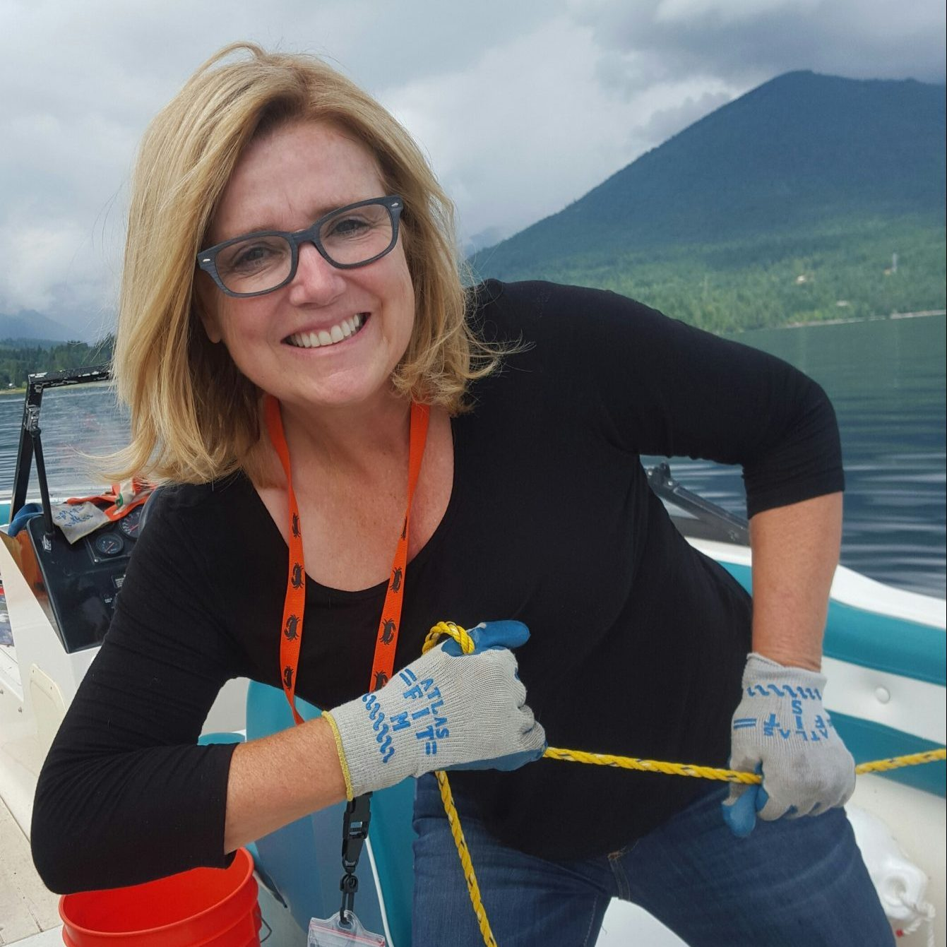 Marie K. Mentor, LLTK Board President