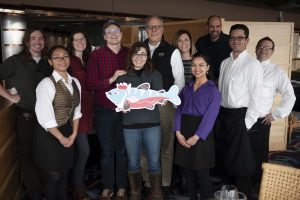 Anthony's Restaurants and LLTK – Partners to Save Salmon