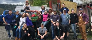 RAY'S TEAM HELPS RESTORE WILD SALMON HABITAT