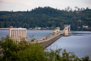 Alert: Hood Canal Bridge Fish Passage Funding at Risk